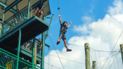 s: MegaClimb & Jump | High Ropes & Flying Leaps: photo #4