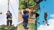 s: COMBO 2: Zip & Climb: photo #1