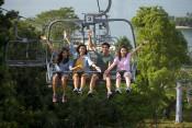 s: COMBO:  Sentosa 4D AdventureLand + Skyline Luge: photo #3