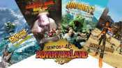 s: Sentosa 4D AdventureLand: 4-in-1 COMBO - Online Exclusive with PAssion Card: photo #1