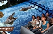 s: Package with Partner: Extreme Log Ride & Haunted Mine Ride + Admission to MegaZip: photo #6