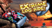 s: Package with Partner: Extreme Log Ride & Haunted Mine Ride + Admission to MegaZip: photo #5