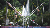 s: MegaBounce | Beachfront Bungy Trampolines: photo #1